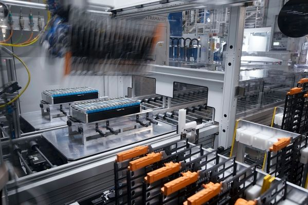 New Production Site For E Drive Components Bmw Group Plant Leipzig To Start Battery Module Production In 2021 Batteryindustry Tech