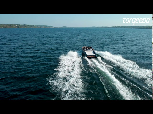 Frauscher Boats and Torqeedo, some of the world's most desirable electric boats