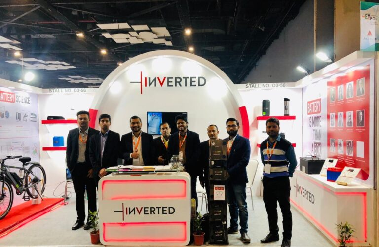 Inverted Energy opens lithium battery manufacturing facility in Delhi