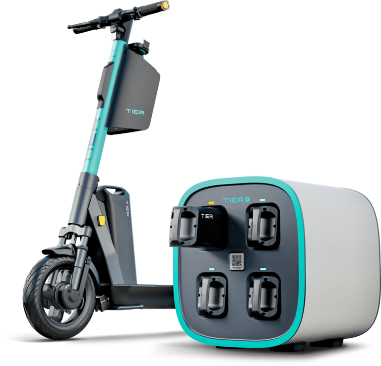 Tier raises $250 million to expand escooter service and launch battery charging network