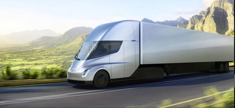 Auke Hoekstra: battery-electric trucks will win race against fuel cells and e-fuels