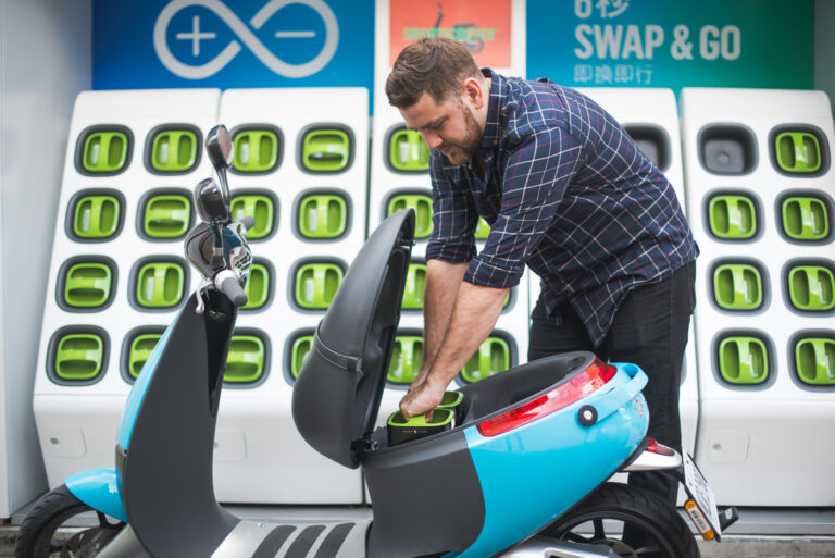 Frost & Sullivan recognizes Gogoro with the 2020 Global Company of the Year Award for the swappable battery electric scooter market
