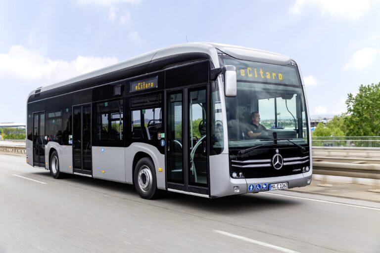 Solid-state batteries: Bremen orders five Mercedes-Benz eCitaro buses