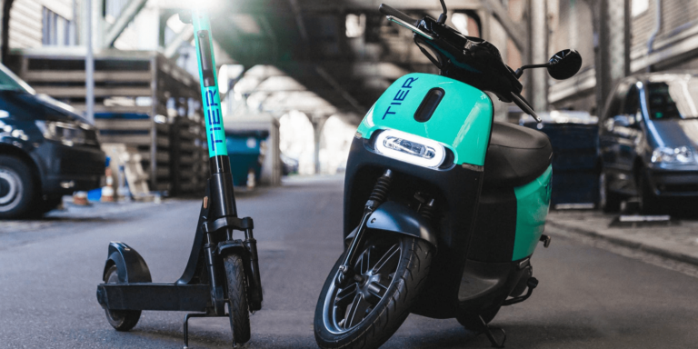 TIER and Northvolt start partnership to equip e-scooters with greener batteries
