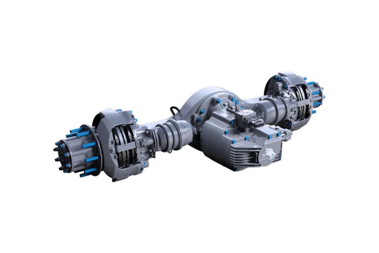 Volta Trucks selects Meritor to supply the innovative electric drivetrain for the Volta Zero