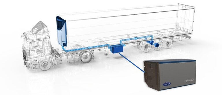 Carrier Transicold enters strategic agreement with AddVolt