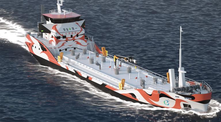 Corvus Energy and Sumitomo Corporation announce joint venture in Japan for zero-emission ships