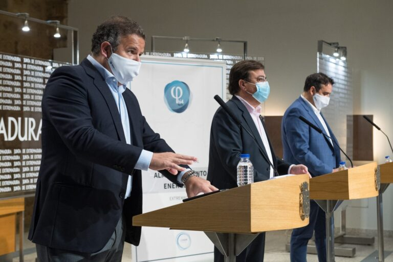 Extremadura will host Phi4tech first battery cell factory in southern Europe