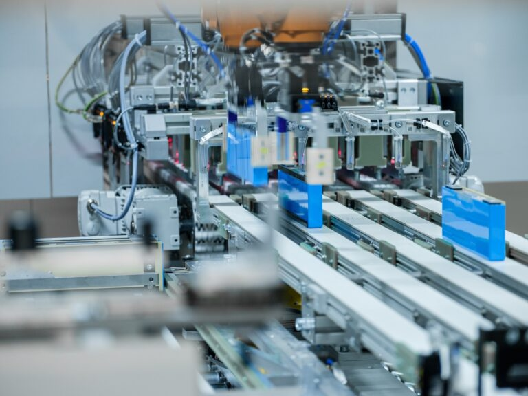 BMW Group: start of battery component production in Leipzig and Regensburg