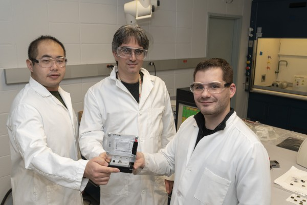 Mapping performance variations to see how lithium-metal batteries fail