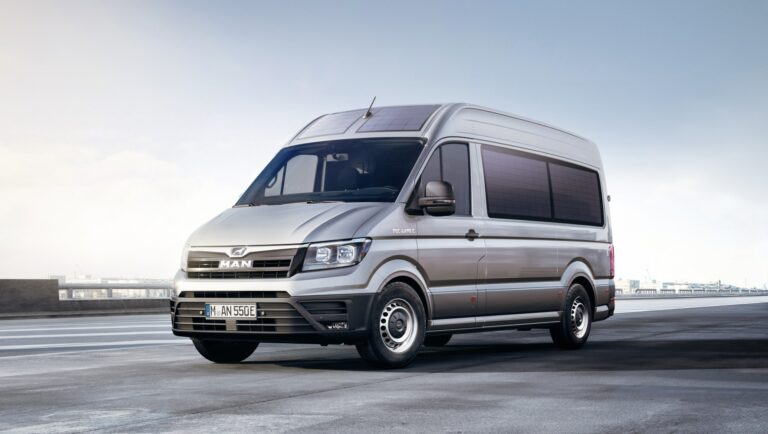 Sono Motors and MAN Truck & Bus to test applications of solar technology in commercial electric vehicles