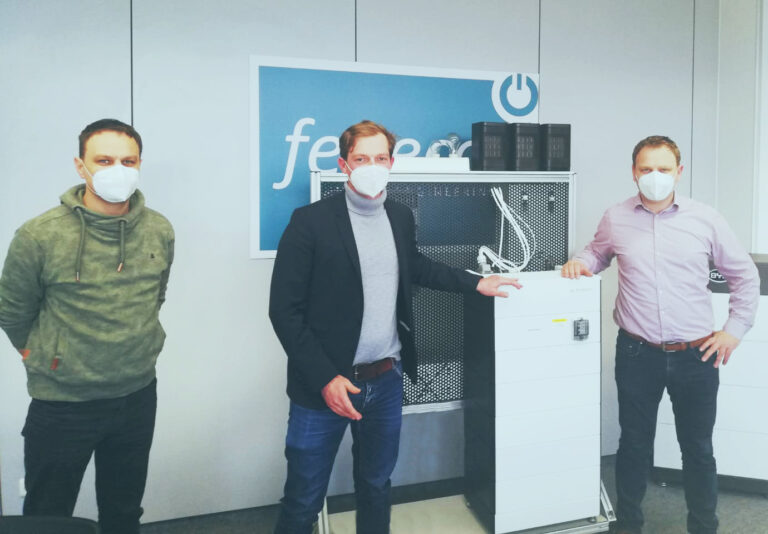 Fenecon: new battery for residential and commercial storage