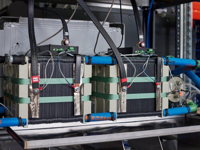Fraunhofer Umsicht: new stack design for cheaper redox flow batteries