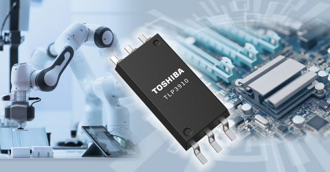 Toshiba releases photovoltaic-output photocoupler for battery voltage monitoring