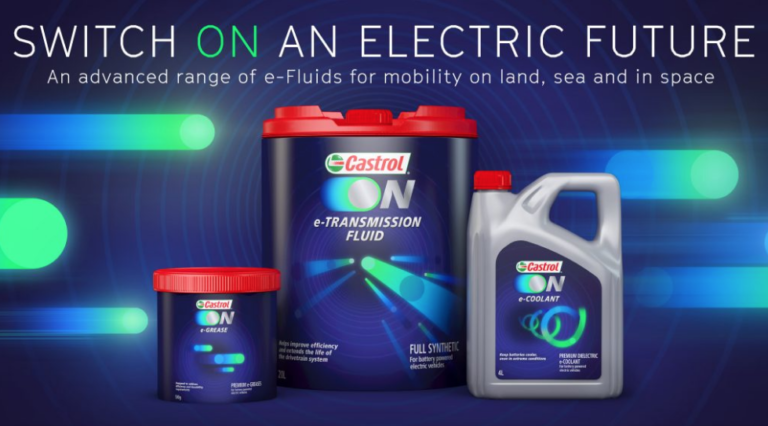 Castrol announces launch of Castrol ON, range of advanced e-fluids for improved electric vehicle performance