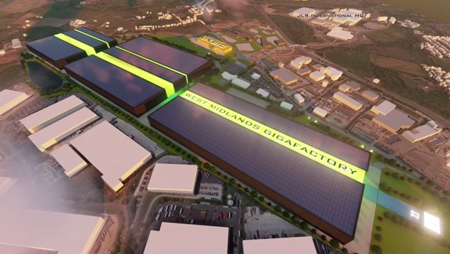 Ford and Samsung among firms 'in talks' over UK battery gigafactories
