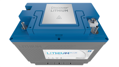 Discover Battery, a SOLV4EXcompany, launches Lithium Blue Series