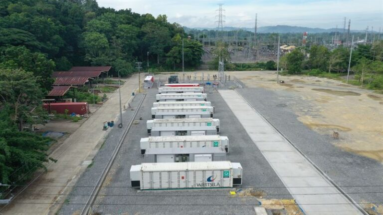 Wärtsilä finalises commissioning of its first two energy storage projects in the Philippines