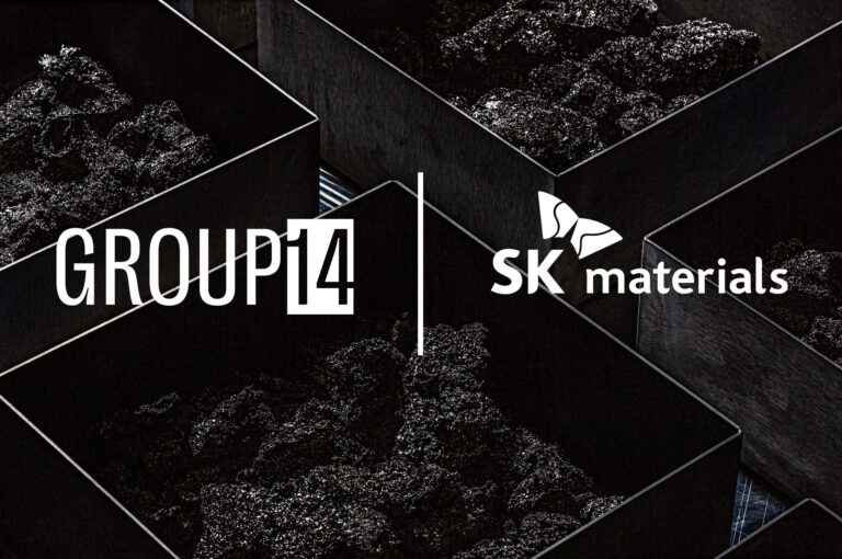 Group14 Technologies and SK materials form JV to accelerate global dual sourcing for lithium-silicon battery materials