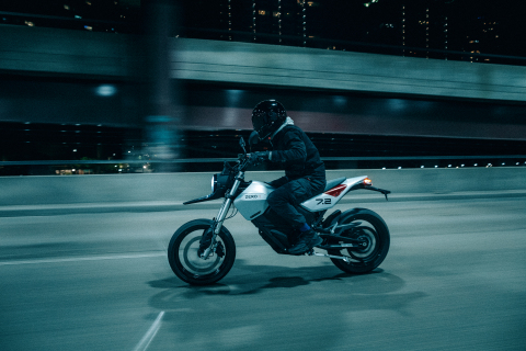 Zero Motorcycles launches all-new FXE street bike with U.S. National demo tour